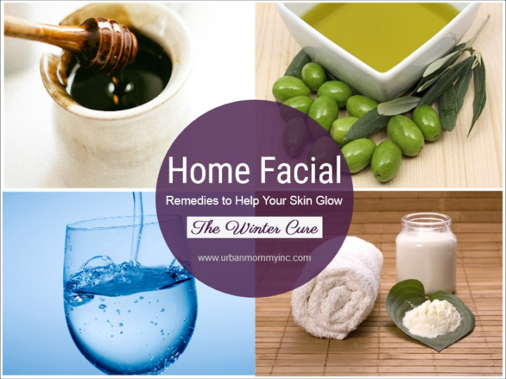 Home facial remedies- UrbanMommy Inc